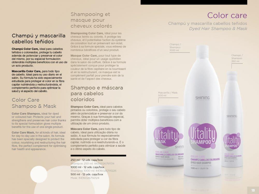 distribuidor productos de peluqueria shining professional cordoba, malaga y jaen